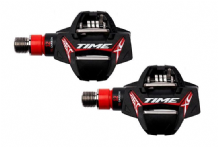 TIME ATAC XC12 CARBON / TI PEDALS (PAIR INC CLEATS)
